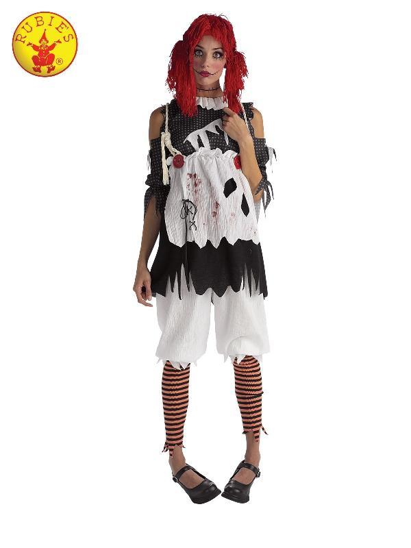 Rag Doll Deluxe Costume, Adult