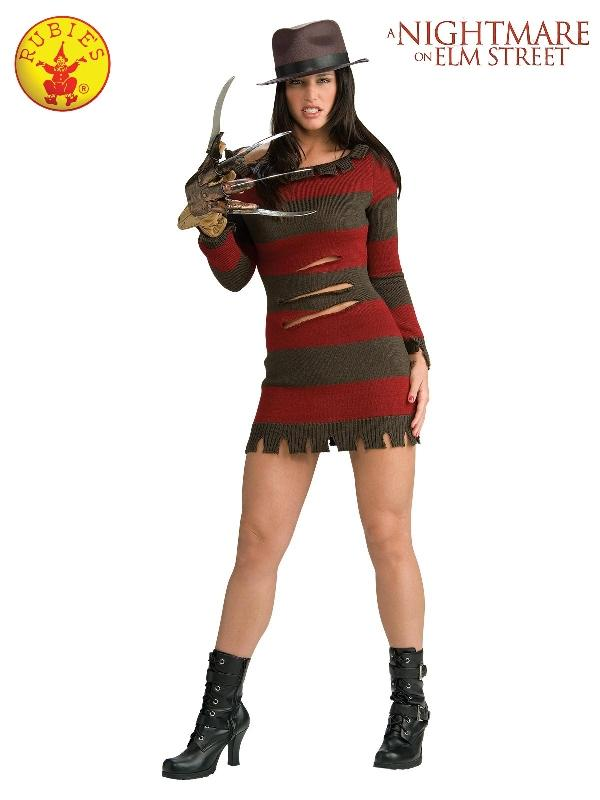 Freddy 'Miss Krueger' Costume, Adult