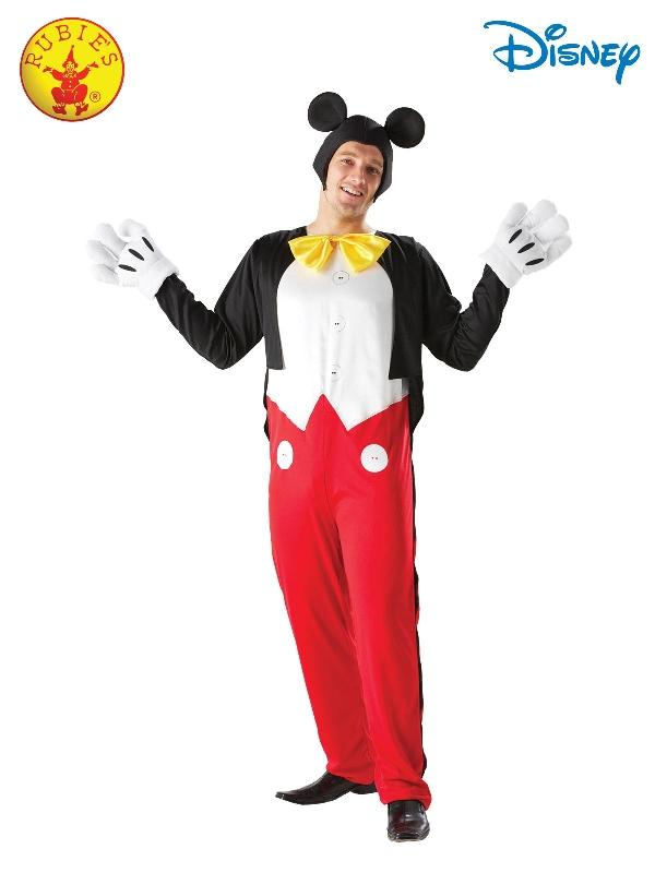 Mickey Mouse Costume, Adult