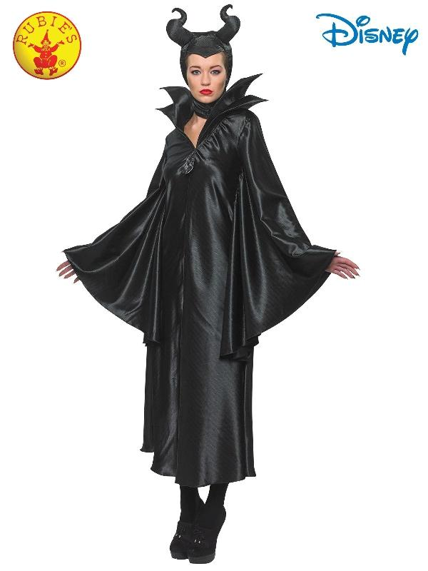 Maleficent Deluxe Costume, Adult