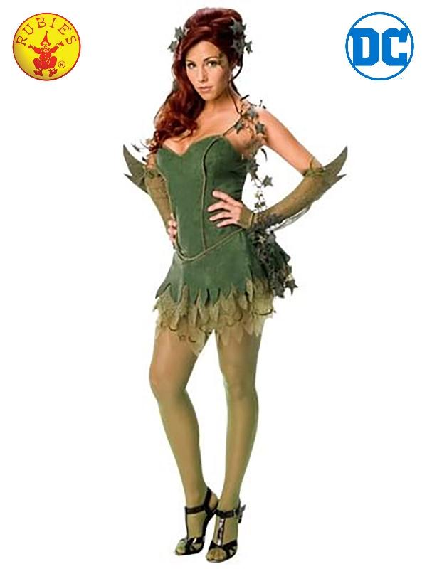 Poison Ivy Secret Wishes Costume, Adult