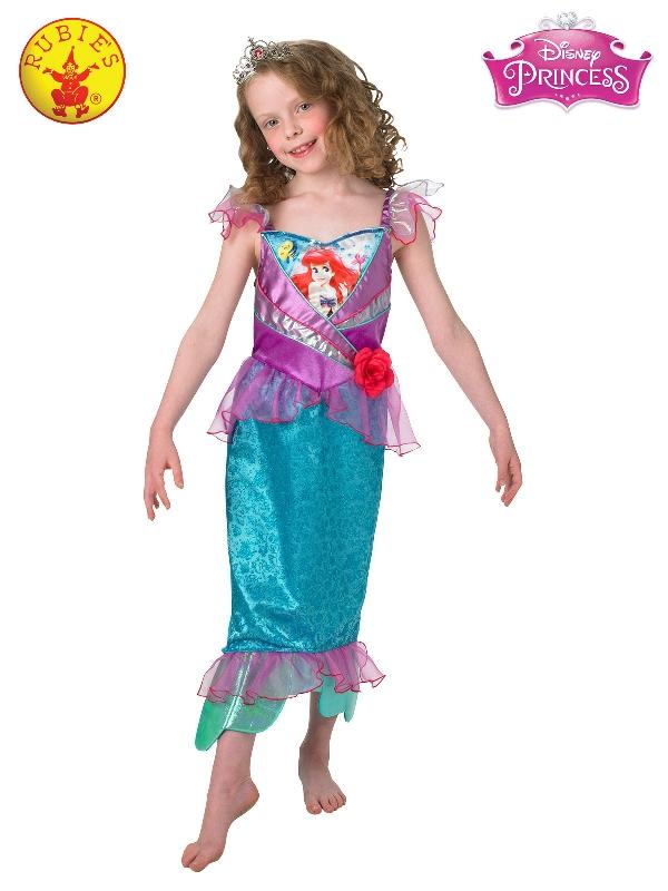 Ariel Shimmer Deluxe Costume, Child
