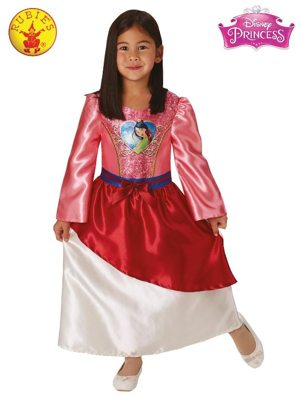 Mulan Classic Costume, Child