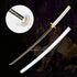 Hand Forged Demon Slayer Kimetsu no Yaiba Zenitsu Agatsuma Nichirin Sword