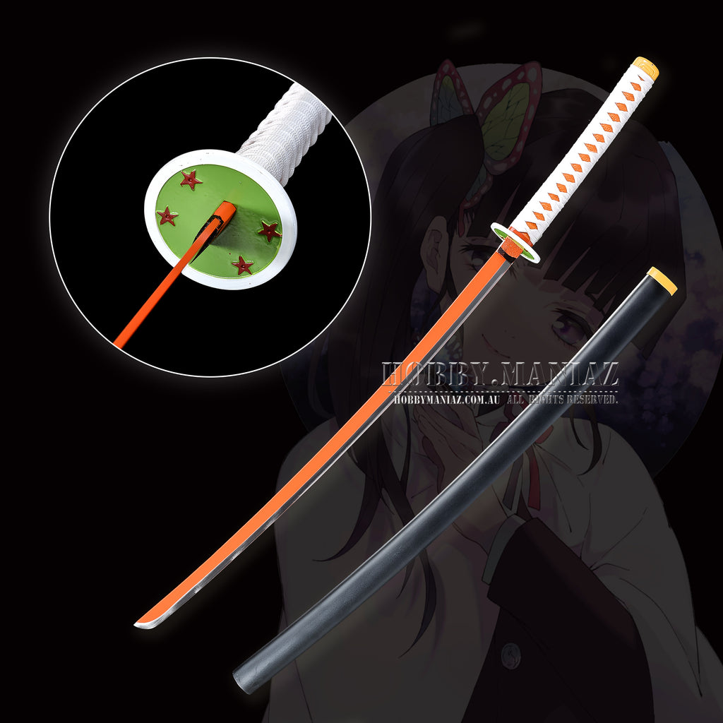 Demon Slayer Kanao Tsuyuri Nichirin Katana Sword