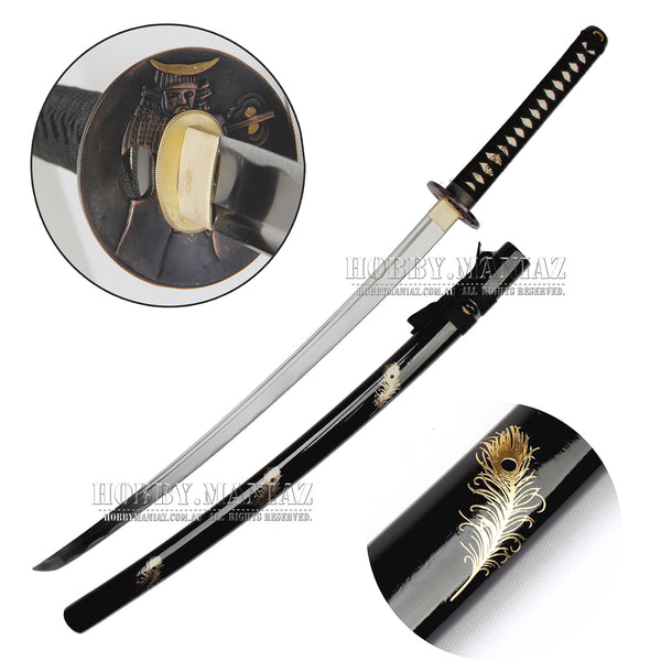 Hand-Forged Full Tang Japanese Samurai Katana Collection-VI-D