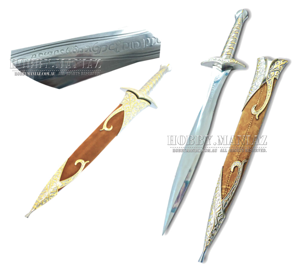 LOR Sting Sword of Frodo with Sheath