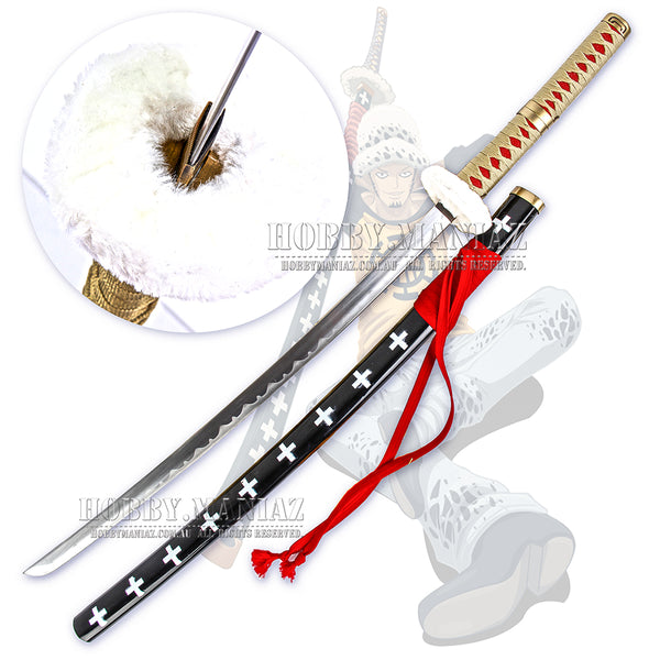 One Piece the Surgeon of Death Trafalgar Law's Sword