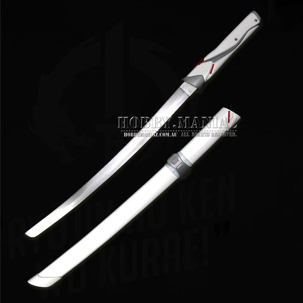 Classic Skin Genji Cosplay SWORD SET with Complimentary Rack