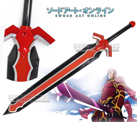 Sword Art Online General Eugene's Demonic Sword Gram