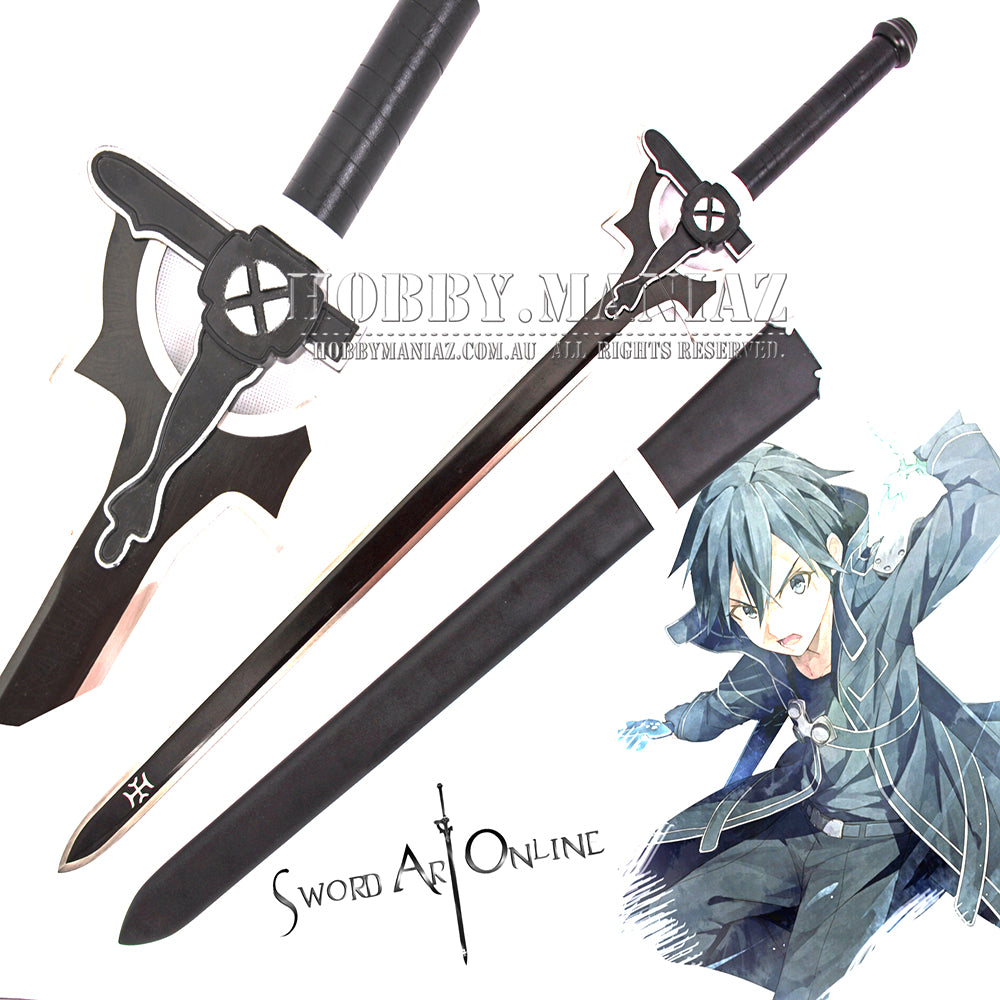Sword Art Online Kirito's Elucidator Sword