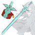 Sword Art Online Kirito's Dark Repulser Sword - Green