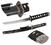 Mini Samurai Sword- Black