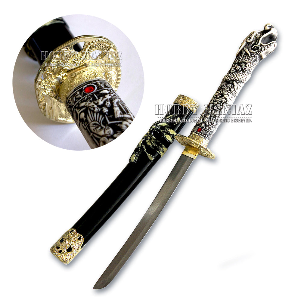 Mini Highlander Katana Sword