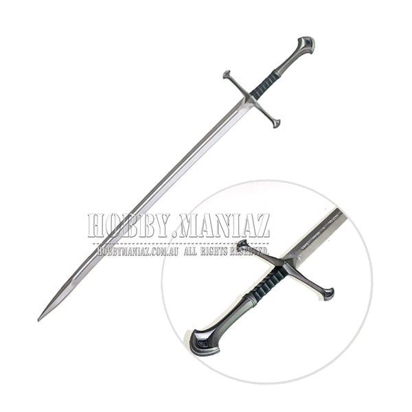 Aragorn Anduril Foam PU LARP Sword Replica