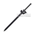 Sword Art Online Kirito Elucidator Foam PU LARP Cosplay Sword