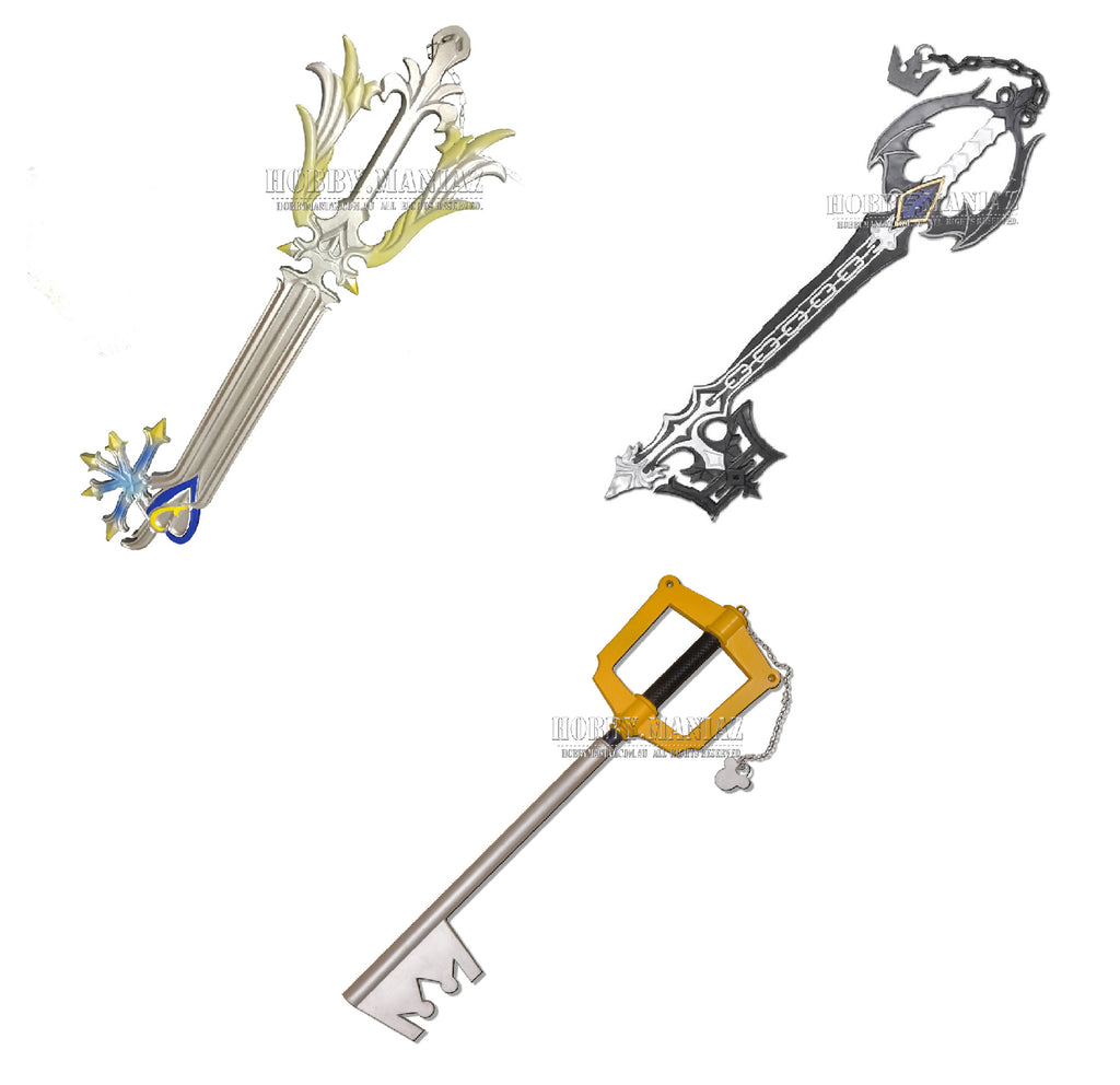 Foam PU Sora Key Blades - Combo of 3