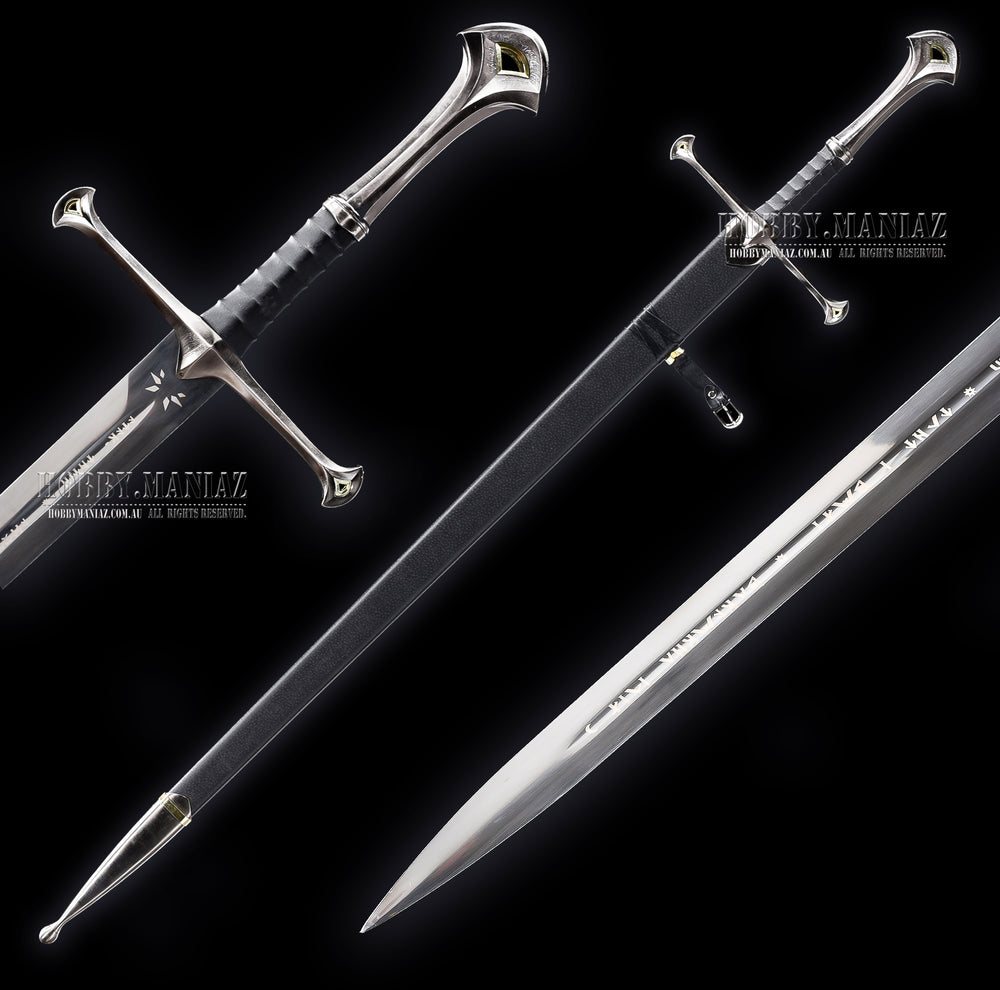 LOR Aragorn King Sword