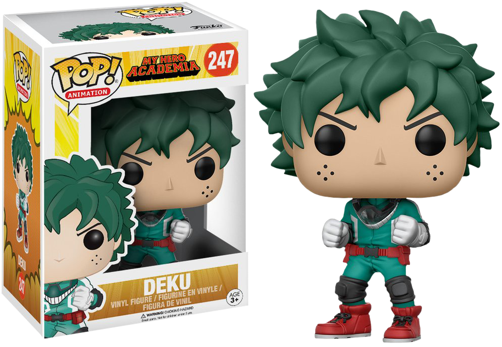 My Hero Academia - Deku Pop! Vinyl Figure