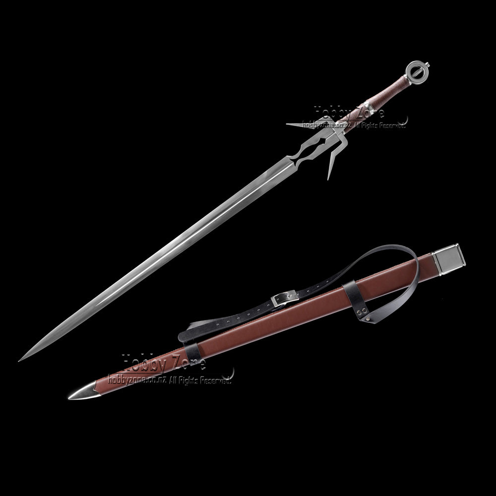 Witcher Ciri Cirilla Fiona Elen Riannon's Sword-Brown