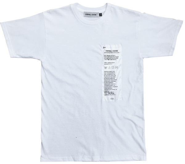 Care Label Tshirt