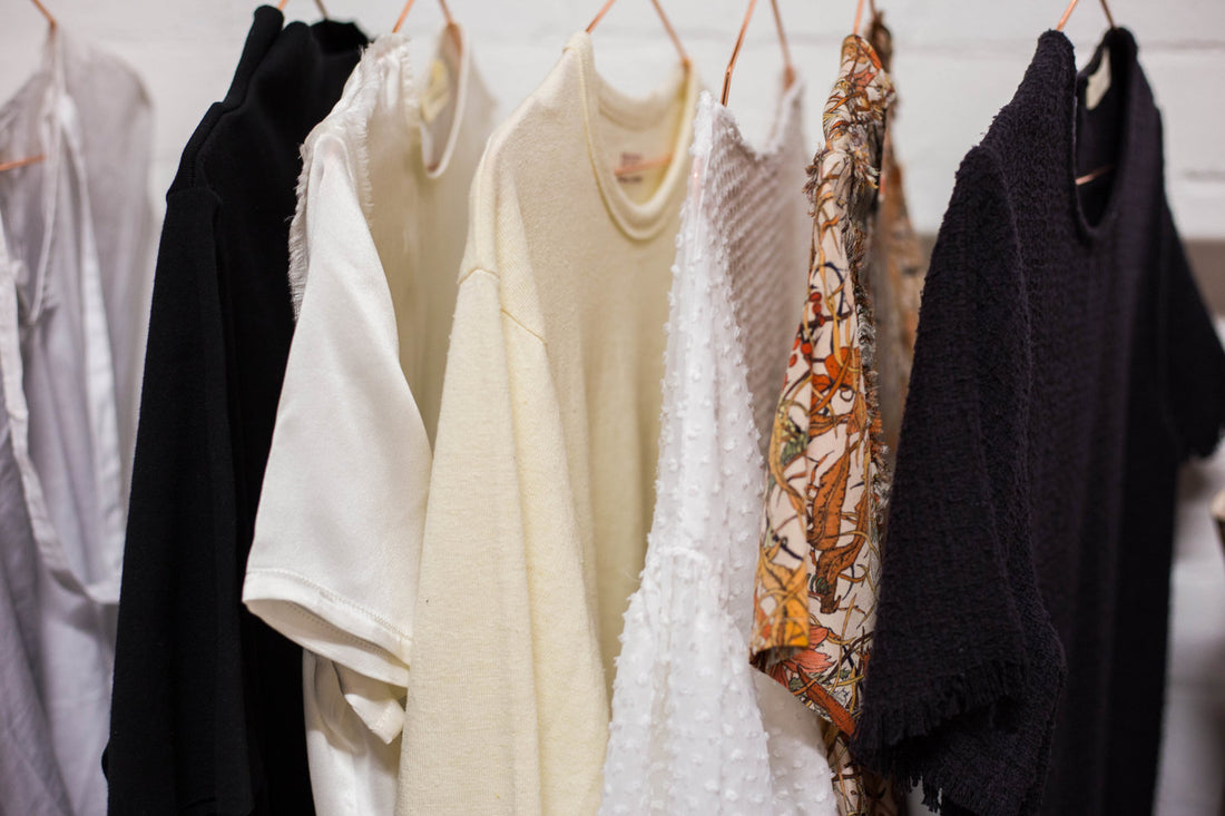 Guide To a Conscious Wardrobe, Part 1