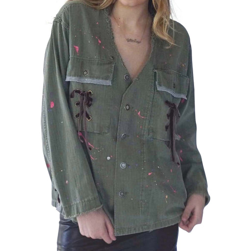 Jane Army Jacket