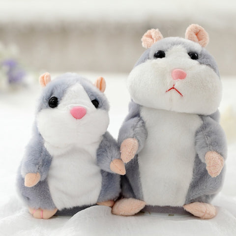 Talking Hamster Plush Toys For Gift