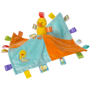Taggies Dipsy Duck Character Blanket