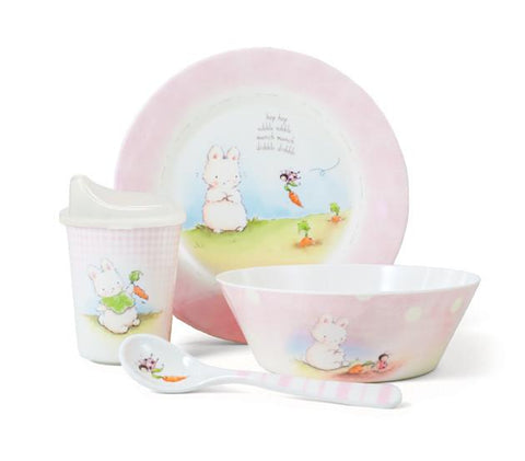 Sweet & Tender Dish Set - Pink