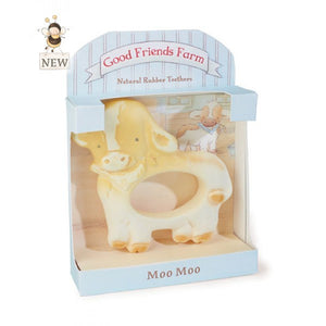 Moo Moo Teether