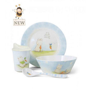Sweet & Tender Dish Set - Blue