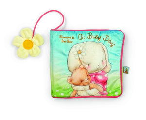 """Blossom's Busy Day"" Soft Book"