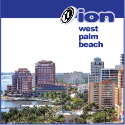 ION West Palm Beach via avenue i