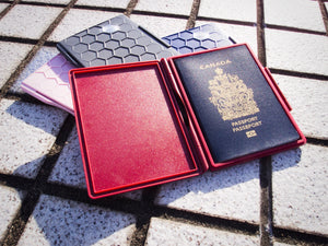 Spectrashell™ <br>Passport Case</br>