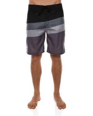 Mens Priority Boardshort - Black
