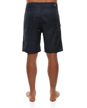"Mens Warp 20"" Boardshort - Black 18"