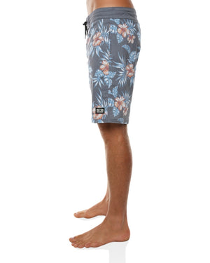 "Mens Oasis 19"" Boardshort - Multi"