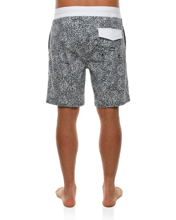 "Mens Reef 19"" Boardshort - Multi"