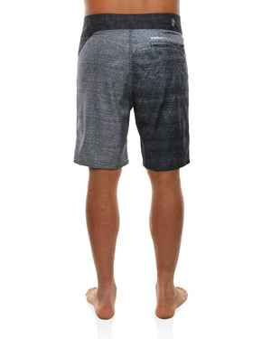 Mens Space Junk Boardshort - Black