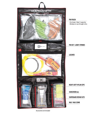3 Fold Surf Locker