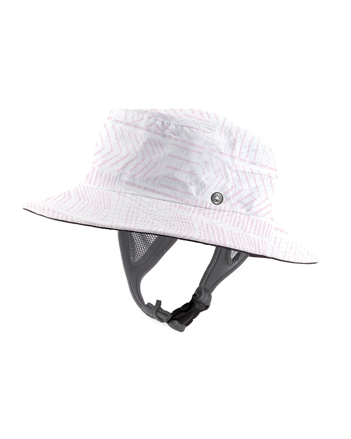 Kids Bingin Soft Peak Surf Hat - Pink