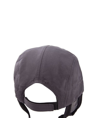 Mens Ulu Surf Cap - Black