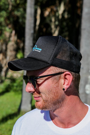 Perfect Wave Trucker Cap
