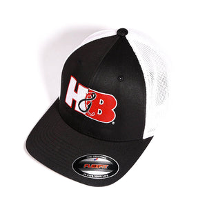 The Hook and Bones Fitted Ball Cap