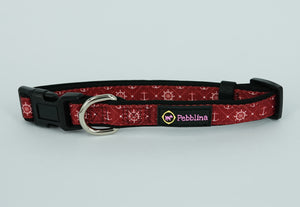Sailor Dog Collar - Pebblina