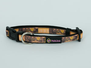 Hexagon Dog Collar - Pebblina