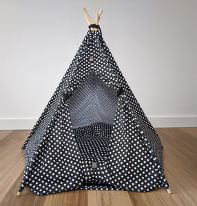 Polka Dog Teepee Tent - Wholesale - Pebblina