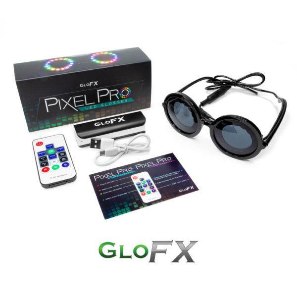 Pixel Pro LED Color Changing Glasses