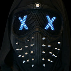 Wrench LED Lighted Mask